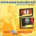Henry Mancini - Charade & Experiment in Terror double-soundtrack CD cover