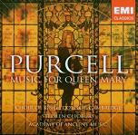 Henry Purcell - Music for Queen Mary CD cover