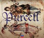 Henry Purcell - Theatre Music CD cover