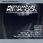 Herrman & Hitchcock: A Partnership in Terror - soundtrack CD cover