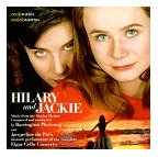Barrington Pheloung - Hilary and Jackie soundtrack CD cover