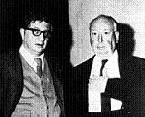 Hitchcock and Herrmann photo 2