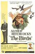 Hitchcock and Herrmann: The Birds poster