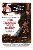Hitchcock and Herrmann: The Trouble With Harry poster