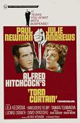 Hitchcock and Herrmann: Torn Curtain poster