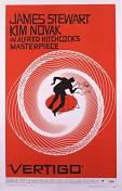 Hitchcock and Herrmann: Vertigo poster