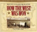 Alfred Newman - How the West was Won soundtrack CD cover