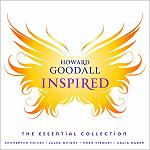 Howard Goodall: Inspired - album CD cover
