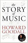 Howard Goodall: The Story of Music - book cover
