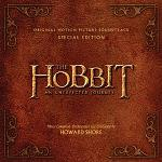 Howard Shore - The Hobbit: An Unexpected Journey - special edition soundtrack CD cover