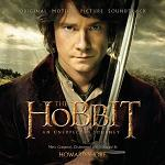 Howard Shore - The Hobbit: An Unexpected Journey - soundtrack CD cover