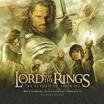 Howard Shore - The Lord of the Rings: The Return of the King CD cover