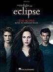 Howard Shore - Eclipse (the Twilight Saga) piano sheet music cover