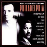 Howard Shore and Various Artists: Philadelphia - soundtrack CD cover