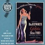 Hugo Friedhofer: Gilda - Songs from Rita Hayworth movies - soundtrack CD cover