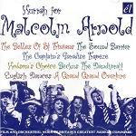 Hurrah for Malcolm Arnold - soundtrack CD cover