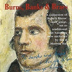 Ian & Morven Rae: Burns, Banks and Braes - album cover