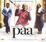 Ilaiyaraaja and others - Paa soundtrack CD cover