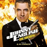 Ilan Eshkeri: Johnny English Reborn - soundtrack CD cover