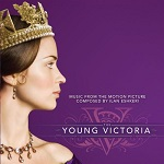 Ilan Eshkeri: The Young Victoria - soundtrack CD cover