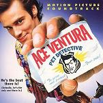 Ira Newborn - Ace Ventura: Pet Detective - soundtrack CD cover