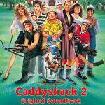 Ira Newborn: Caddyshack 2 - soundtrack CD cover