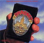 Ira Newborn: Dragnet - soundtrack CD cover