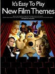 It's Easy To Play New Film Themes - sheet music book cover