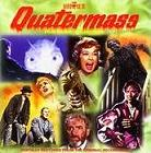 James Bernard and others - Quatermass Film Music Collection CD cover
