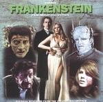 James Bernard and others - The Hammer Frankenstein Film Music Collection CD cover