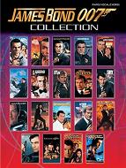 James Bond 007 Collection - sheet music book cover (Piano, Vocal and Chords)