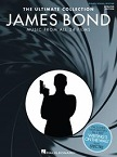 James Bond: The ultimate Collection - sheet music book cover