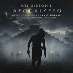 James Horner: Apocalypto - film score album cover