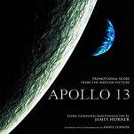 James Horner - Apollo 13 soundtrack CD cover