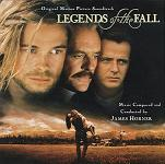 James Horner - Legends of the Fall soundstrack CD cover