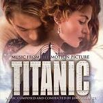 James Horner - Titanic soundtrack CD cover