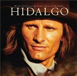 James Newton Howard Hidalgo soundtrack CD cover