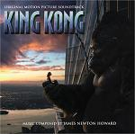 James Newton Howard - King Kong soundtrack CD cover