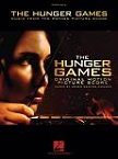 James Newton Howard: The Hunger Games - sheet music book cover