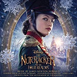 James Newton Howard: The Nutcracker and the Four Realms - film score album cover