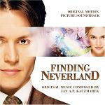 Jan Kaczmarek - Finding Neverland soundtrack CD cover