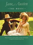 Jane Austen: The Music - sheet music book cover