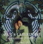 Javier Navarrete - Pan's Labyrinth soundtrack CD cover