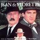 Jean-Claude Petit - Jean de Florette soundtrack CD cover