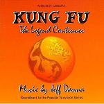 Jeff Danna - Kung Fu: The Legend Continues soundtrack CD cover