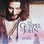 Jeff Danna - The Gospel of John soundtrack CD cover