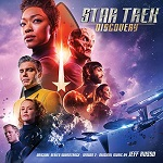 Jeff Russo: Star Trek Discovery (Season 2) - TV score album cover