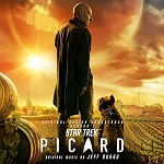 Jeff Russo - Star Trek: Picard - TV score album cover