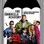 Jeff Russo: The Umbrella Academy - TV score album cover
