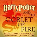 Jeremy Soule: Harry potter and the Goblet of Fire - game soundtrack download cover